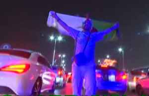 Algeria fans celebrate, Senegalese disappointed after Africa Cup of Nations final