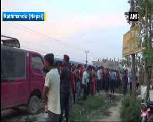 One dead and five injured in Nepal blast [Video]