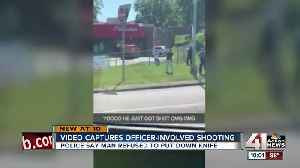 1 injured in officer-involved shooting in Northland [Video]