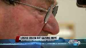 Veterans with vision loss learning to adapt at blind rehabilitation center [Video]