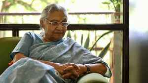 Delhi's longest-serving CM Sheila Dikshit passes away, tributes pour in [Video]