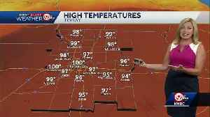 Saturday could be hottest of our heat wave [Video]