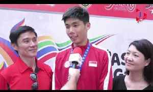 Medals for Singapore at the Track on Day 2 of 11th ASEAN Schools Games [Video]