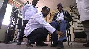 Ethiopia suffers from lack of doctors for physical therapy [Video]