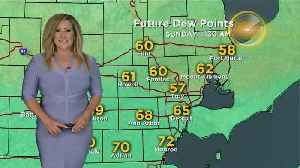First Forecast This Morning- Sunday July 21, 2019 [Video]