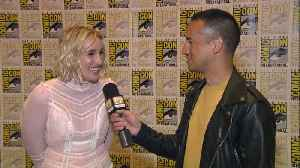 Harley Quinn Smith Wants To Play Courtney Love [Video]