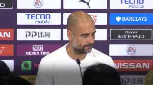 Guardiola plans penalty practice after City's Shanghai shoot-out loss to Wolves [Video]
