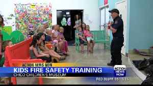 Fire safety for kids [Video]