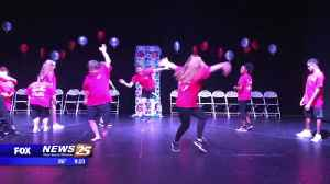 Second annual 'Camp Dance Able' [Video]