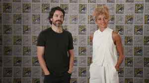 SDCC 2019: Star Trek: Picard Cast Reflects On Joining The Star Trek Universe [Video]
