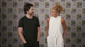 SDCC 2019: Meet The New Faces Of Star Trek: Picard [Video]