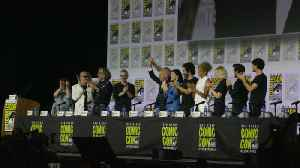 SDCC 2019: Sir Patrick Stewart Gets An Enthusiastic Welcome At The Star Trek: Picard Panel [Video]