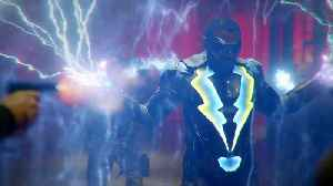 Black Lightning Trailer - Comic-Con 2019 Trailer (HD) [Video]