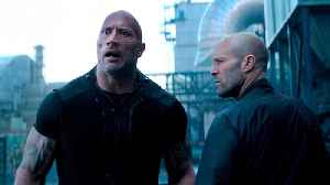 Fast & Furious Presents: Hobbs & Shaw - 'Catching a Ride' Clip [Video]