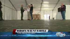 Salvation Army closes shelter in Yuma due to fewer migrants [Video]