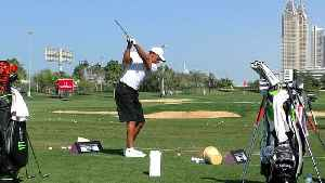 Tiger Woods Iron Swing Sequence [Video]