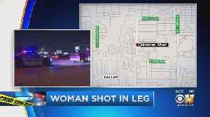 Police Searching For Suspect Who Shot Into Car, Injuring Woman In Oak Cliff [Video]