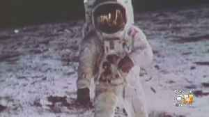 News video: US Marks 50 Years Since Apollo 11's Mission To Moon