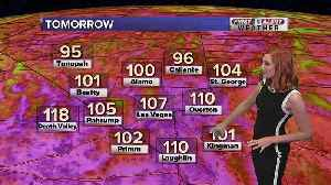 13 First Alert Las Vegas Evening Weather July 20 [Video]