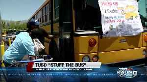 TUSD holds stuff the bus [Video]