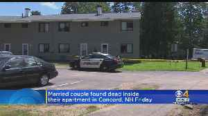 Victims Of Suspicious Death In Concord, N.H., Identified [Video]