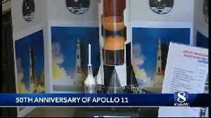 50TH anniversary of the Apollo 11 mission celebrated on the Central Coast [Video]