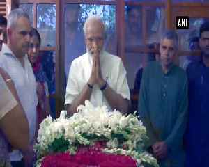 'Deeply saddened': PM Modi pays last respects to Sheila Dikshit [Video]