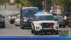 End Of Watch Call Held For Officer Calvin Hall [Video]