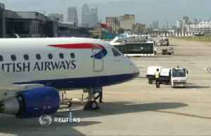 News video: British Airways suspends flights to Cairo amid security concerns