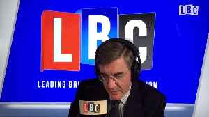 Jacob Rees-Mogg Gives LBC His Instant Reaction To Philip Hammond Resig [Video]