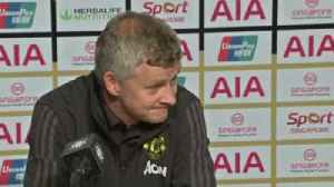 Ole: Tuanzebe ready for the top level [Video]