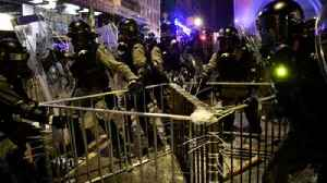 Police fire tear gas at protesters in Hong Kong [Video]
