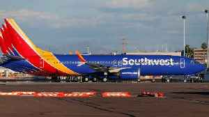 News video: Oops! Two Southwest Planes Back Into Each Other In Nashville
