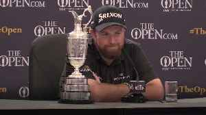 News video: Shane Lowry turns Carnoustie tears into triumph at Royal Portrush