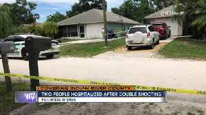 2 people hospitalized after double shooting near Vero Beach [Video]