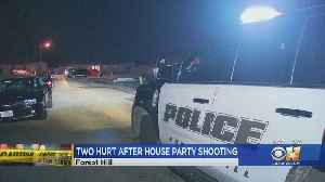 2 People Shot At House Party In Fort Worth [Video]