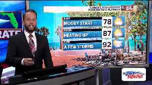 Florida's Most Accurate Forecast with Jason on Sunday, July 21, 2019 [Video]