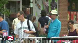 Fans flock to Cooperstown for Hall of Fame weekend [Video]