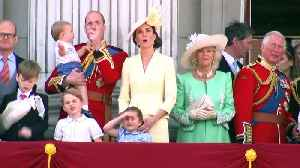 New photos released to mark Prince George's sixth birthday [Video]