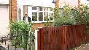 Corbyn questioned on leadership as he leaves home [Video]