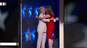 Hillary Clinton On Chelsea Giving Birth To Son: 'Bill And I Are So Thrilled' [Video]