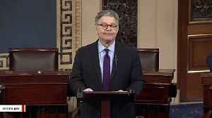 Al Franken Says He 'Absolutely' Regrets Resigning From Senate [Video]