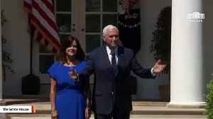 Mystery Solved: Here's Why Pence's NH Trip Was Abruptly Canceled [Video]