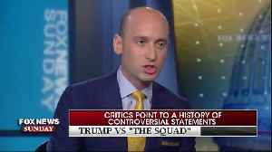 Stephen Miller slams Ocasio-Cortez for 'concentration camps' remarks [Video]