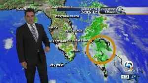 Tropical depression forms [Video]