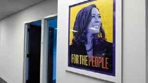 Presidential candidate Kamala Harris opens headquarters in Baltimore [Video]