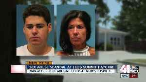 Sex abuse scandal at Lee's Summit daycare [Video]