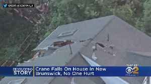 Wicked Weather May Have Toppled Crane In N.J. [Video]