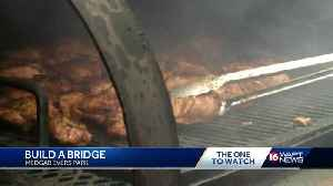 Civic organizations joined forces for a building bridges barbecue [Video]