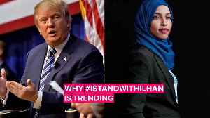 Timeline: The feud between Ilhan Omar and Trump [Video]